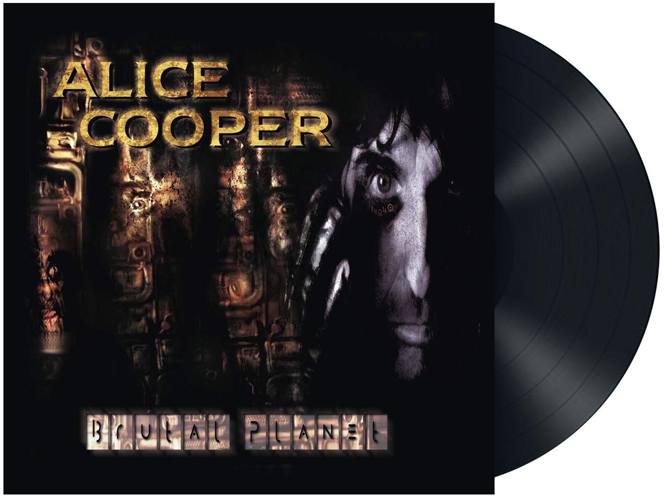 Alice Cooper  Brutal planet  LP  Standard