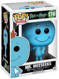 Mr. Meeseeks (Chase Edition möglich) Vinyl Figure 174