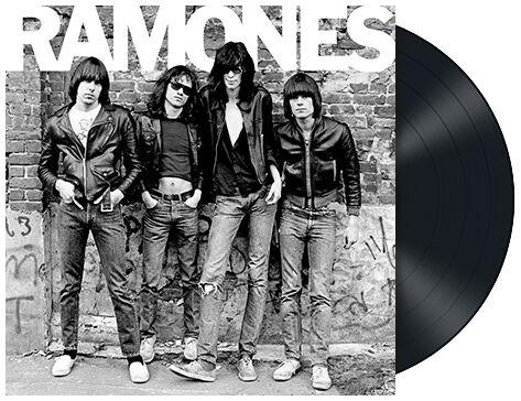 Ramones Ramones LP schwarz 8122793275