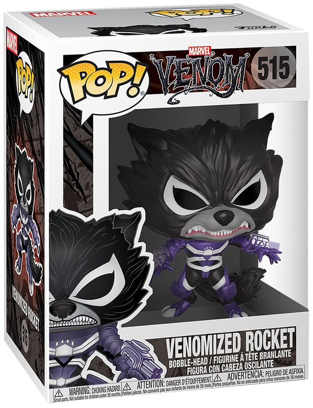 Venomized Rocket Vinyl Figure 515