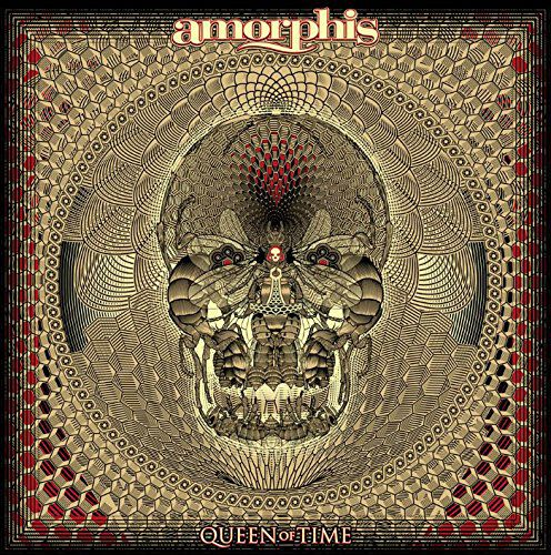 Image of Amorphis Queen of time CD Standard