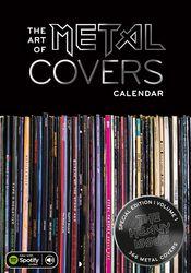 Kalender - The Art Of Metal Covers