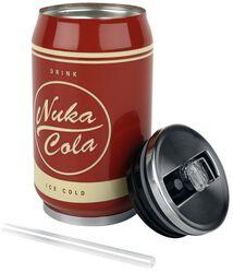 Nuka Cola - Trinkdose aus Metall