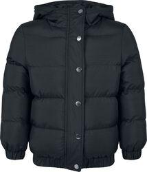 Girls Hooded Puffer Jacket