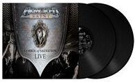 Image of Armored Saint Symbol of salvation - Live 2-LP schwarz