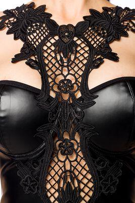 Powerlastic Lace Wetlook Dress