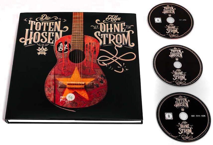 Image of Die Toten Hosen Alles ohne Strom CD & DVD & Blu-ray Standard