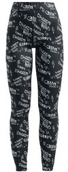 Grafiti Jersey Leggings