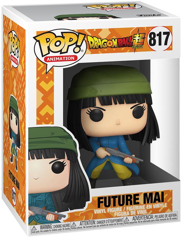 Super - Future Mai Vinyl Figur 817