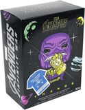 Infinity War - Thanos T-Shirt plus Funko - Fan-Paket