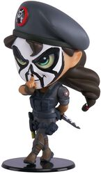 Siege - Six Collection - Caveira Chibi Figur