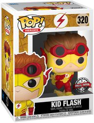 Kid Flash (Chase Edition möglich) Vinyl Figur 320