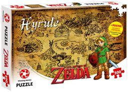 Hyrule Field (500 Teile)