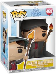 Jack the Lamplighter Vinyl Figure 469