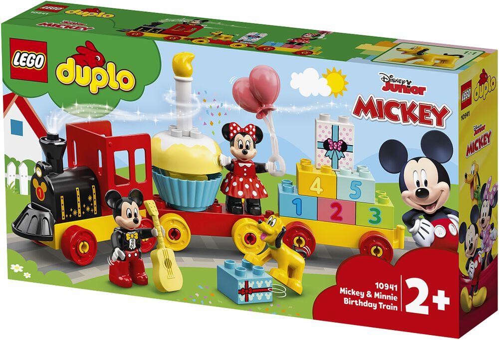 10941 - DUPLO - Mickys und Minnies Geburtstagszug