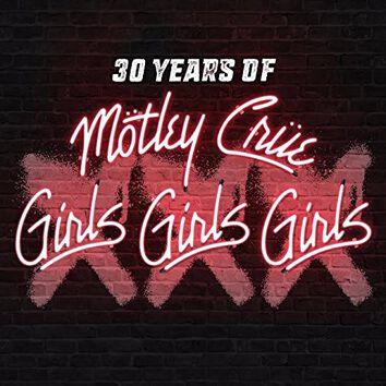 Mötley Crüe XXX: 30 Years of Girls Girls Girls CD multicolor 0876931018922