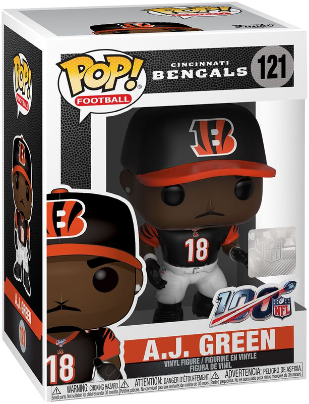 Cincinnati Bengals - A. J. Green Vinyl Figure 121