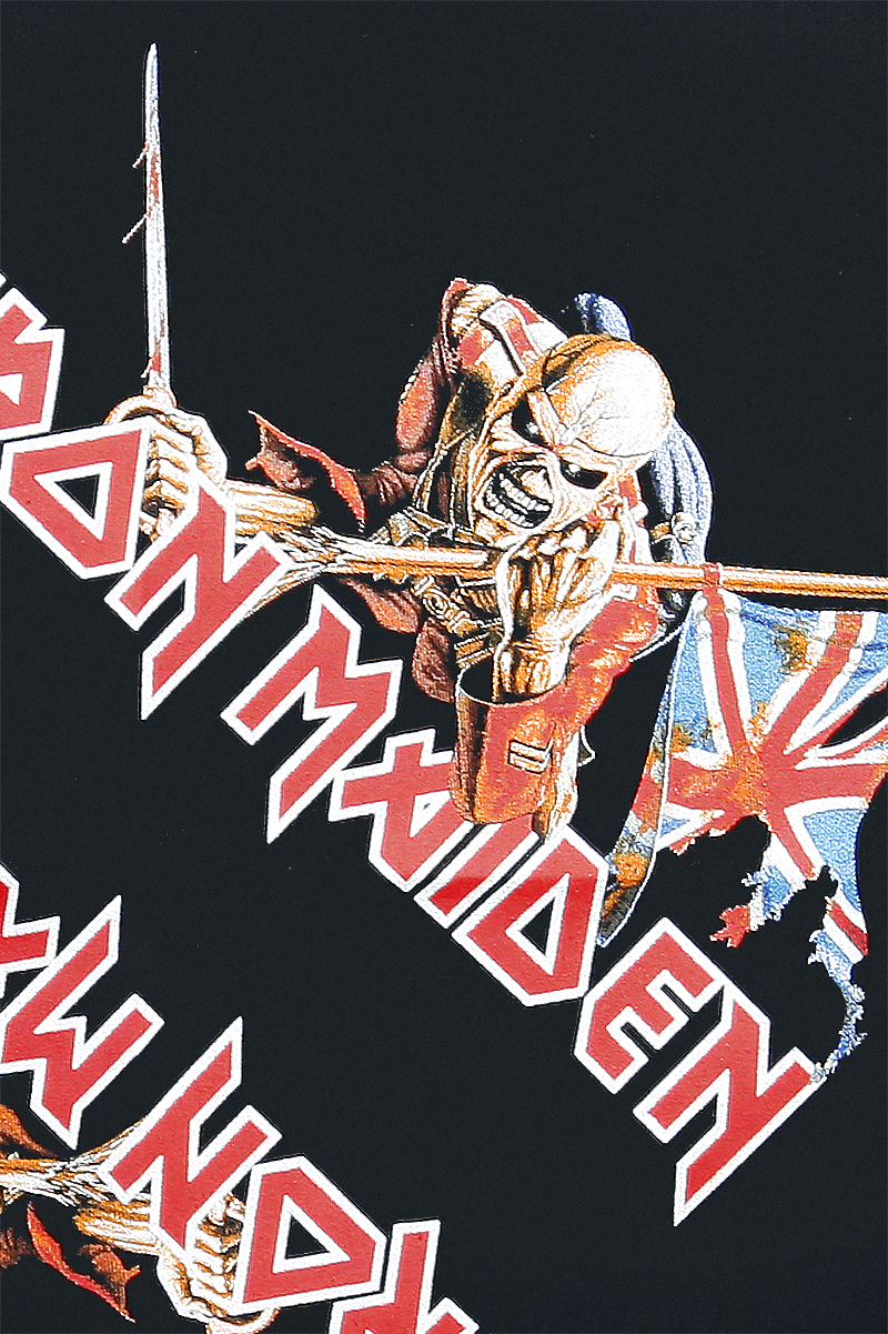 Image of Iron Maiden The trooper - Bandana Bandana Mehrfarbig