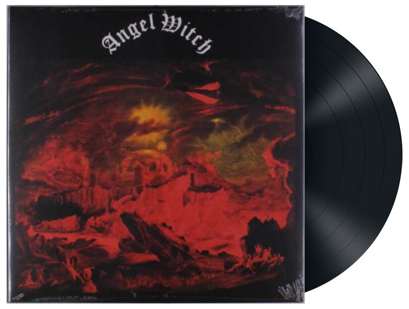 Image of Angel Witch Angel Witch LP Standard