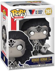 80th Anniversary - Wonder Woman (Black Lantern) Vinyl Figur 393