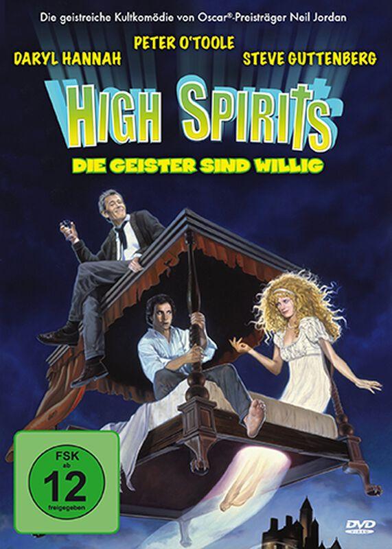 Die Geister Sind Willig