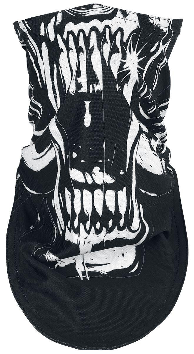Motörhead Warpig Biker Mask  Maske  schwarz/weiß