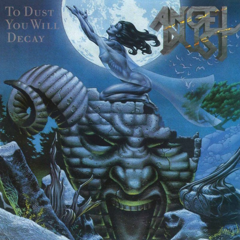 Image of Angel Dust To dust you will decay CD Standard