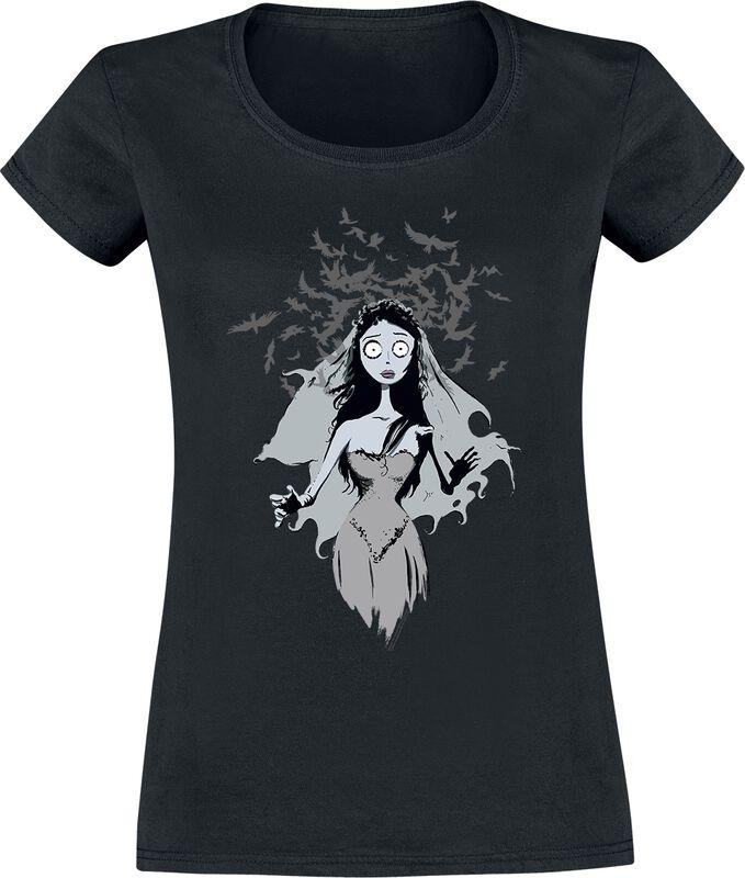 Corpse Bride Crow Veil