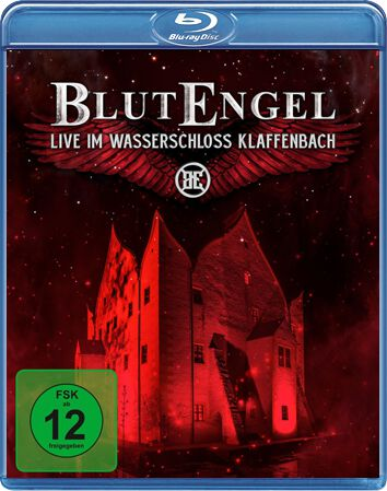 Blutengel Live im Wasserschloss Klaffenbach Blu-Ray multicolor OUT909