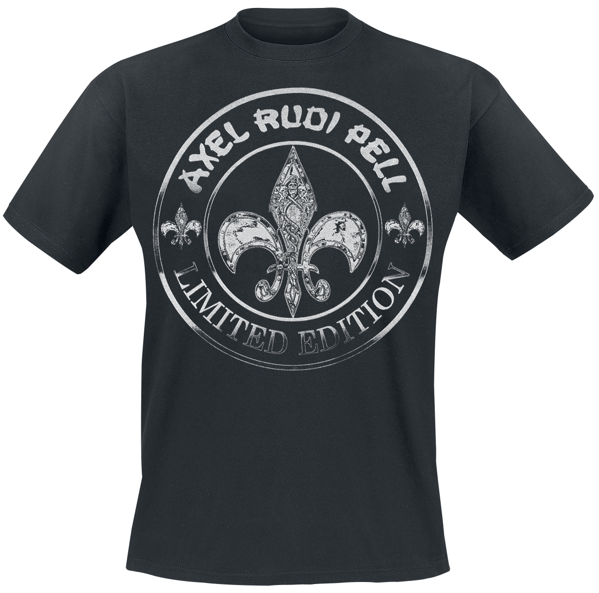 Axel Rudi Pell - Limited Edition - T-Shirt - black image