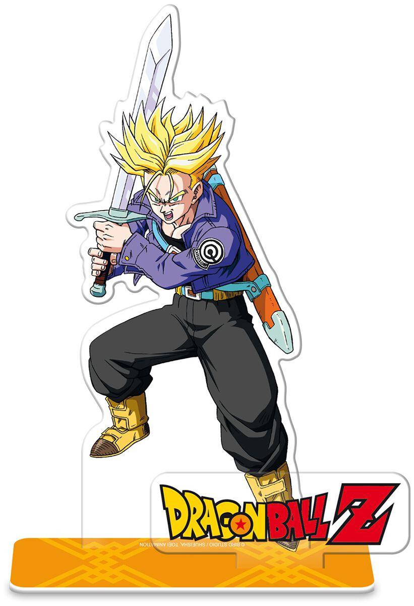 Dragon Ball Super - Trunks Sammelfiguren multicolor ABYACF008