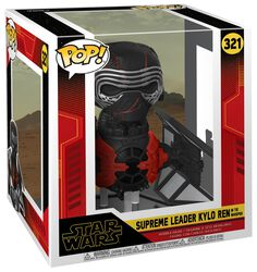 Episode 9 - Der Aufstieg Skywalkers - Supreme Leader Kylo Ren in the Whisper (POP Deluxe) Vinyl Figure 321