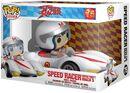 Speed Racer Speed Racer With Mach 5  (POP Rides) Vinyl Figur 75
