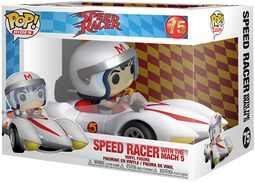 Speed Racer Speed Racer With Mach 5  (POP Rides) Vinyl Figur 75
