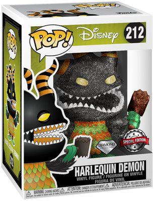 Harlequin Demon (Glitter) Vinyl Figur 212