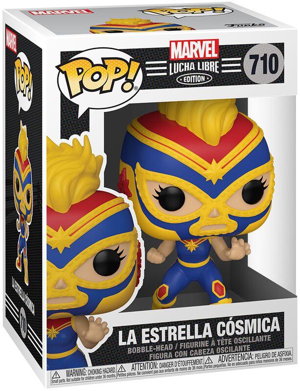 La Estrella C´somica - Marvel Luchadores - Vinyl Figur 710
