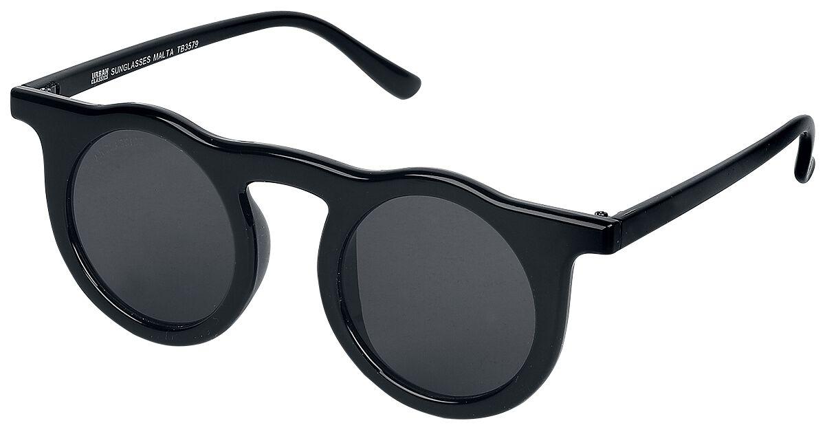 Sonnenbrillen - Urban Classics Malta Sonnenbrille schwarz  - Onlineshop EMP
