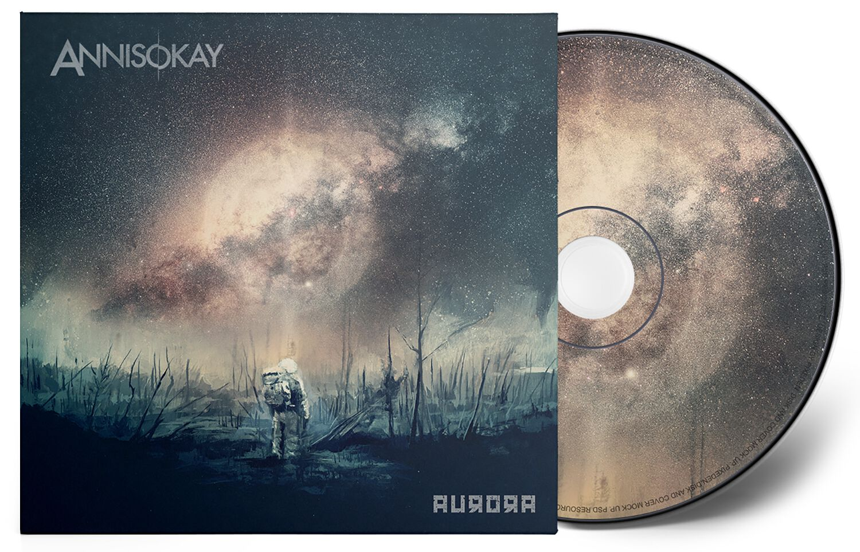 Image of Annisokay Aurora CD Standard