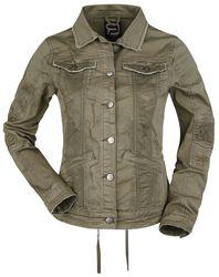 reputable site 7dd78 a60fc Übergangsjacken für Frauen online kaufen | EMP Merch Shop