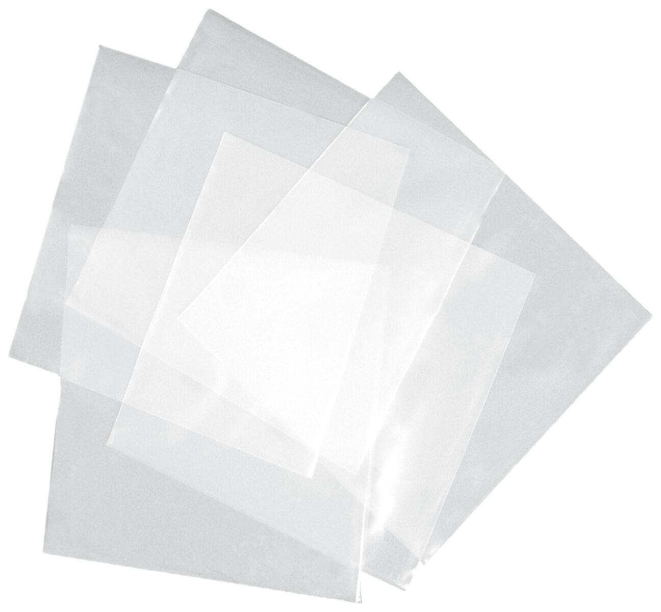 Vinyl-Schutzhüllen (100 Stück)   Schutzhülle  Standard