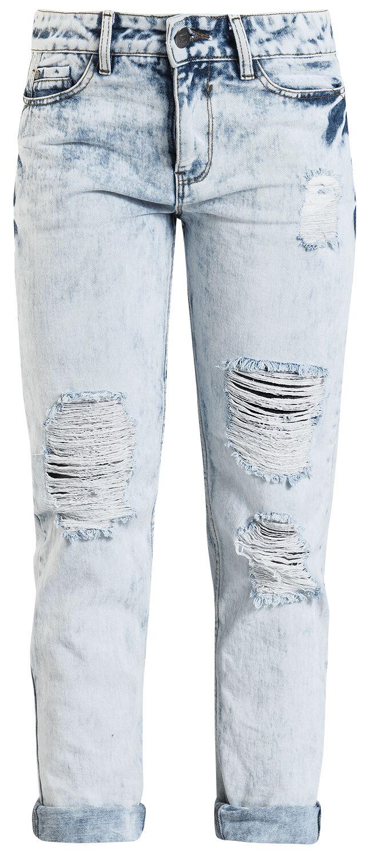 Hosen - RED by EMP Jada Jeans blau  - Onlineshop EMP