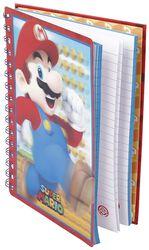 Mario - Notizbuch