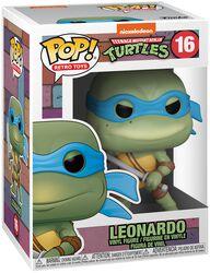 Leonardo Vinyl Figur 16