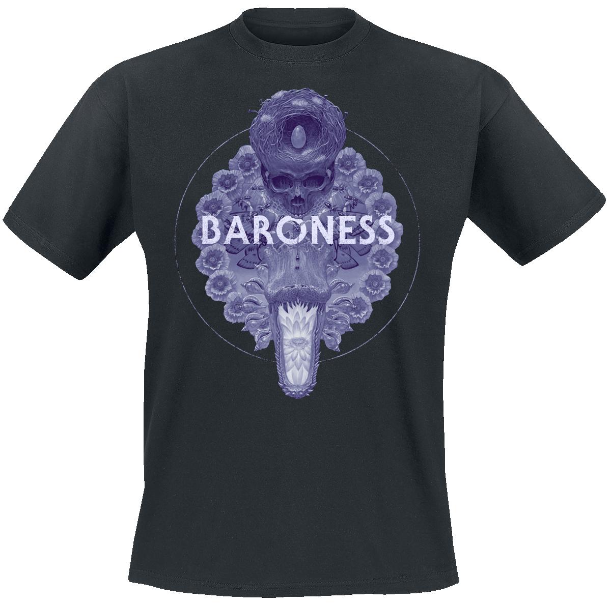 Baroness - Marald Gator - T-Shirt - black image