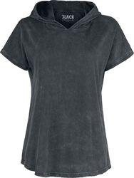 T-Shirt mit Kapuze