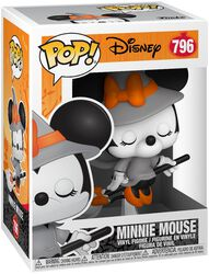 Minnie (Halloween) Vinyl Figur 796