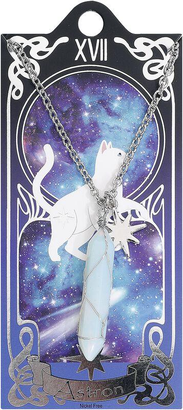 Tarot Astron White Cat