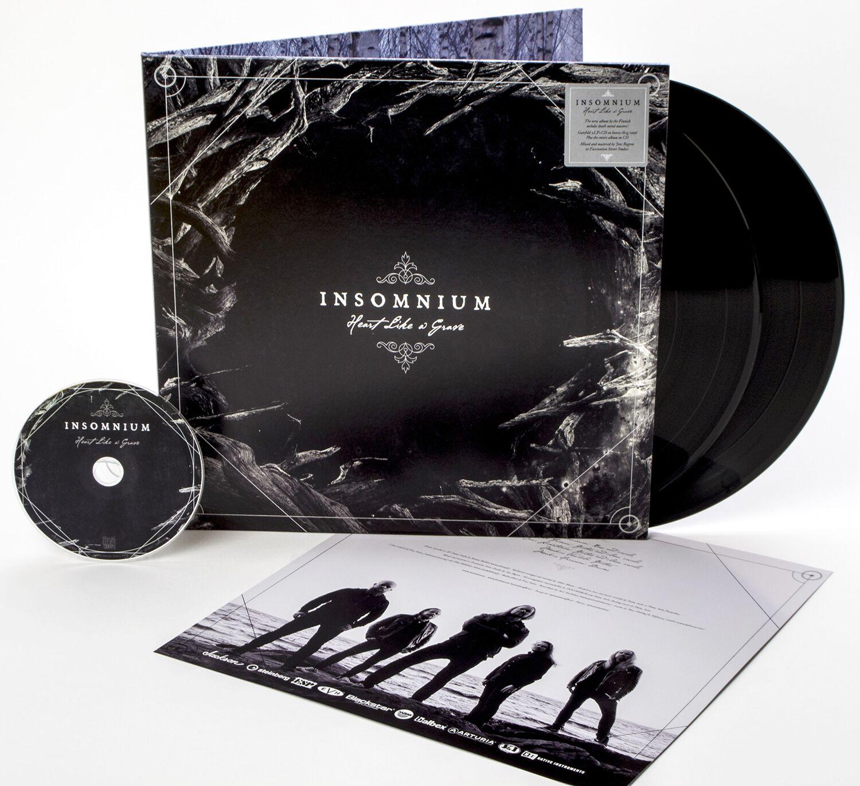 Image of Insomnium Heart like a grave 2-LP & CD Standard