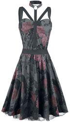 Dark Rose Dress