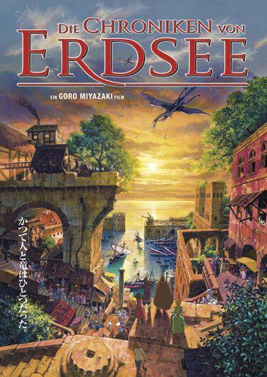 Die Chroniken von Erdsee Studio Ghibli - Die Chroniken von Erdsee  DVD  Standard